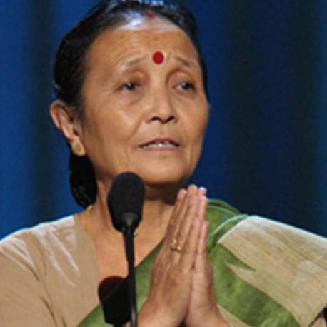 Ms. Anuradha Koirala