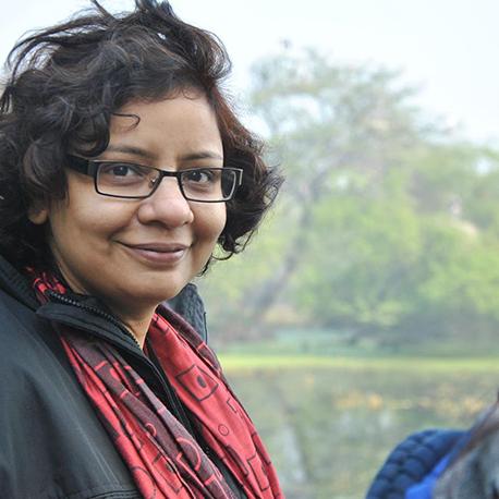 Ms. Ruchira Goswami