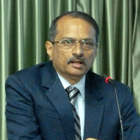 Dr. Ishwara Bhat
