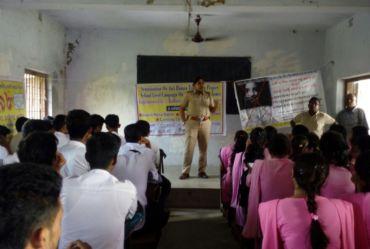 Anti- Human Trafficking Project