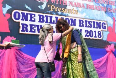 One Billion Rising 2018
