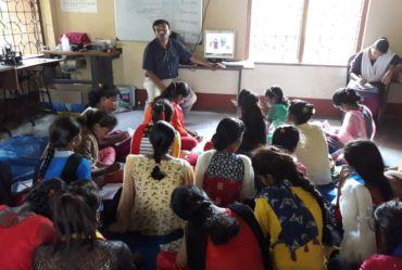 Sensitization on Anti- Human Trafficking Project